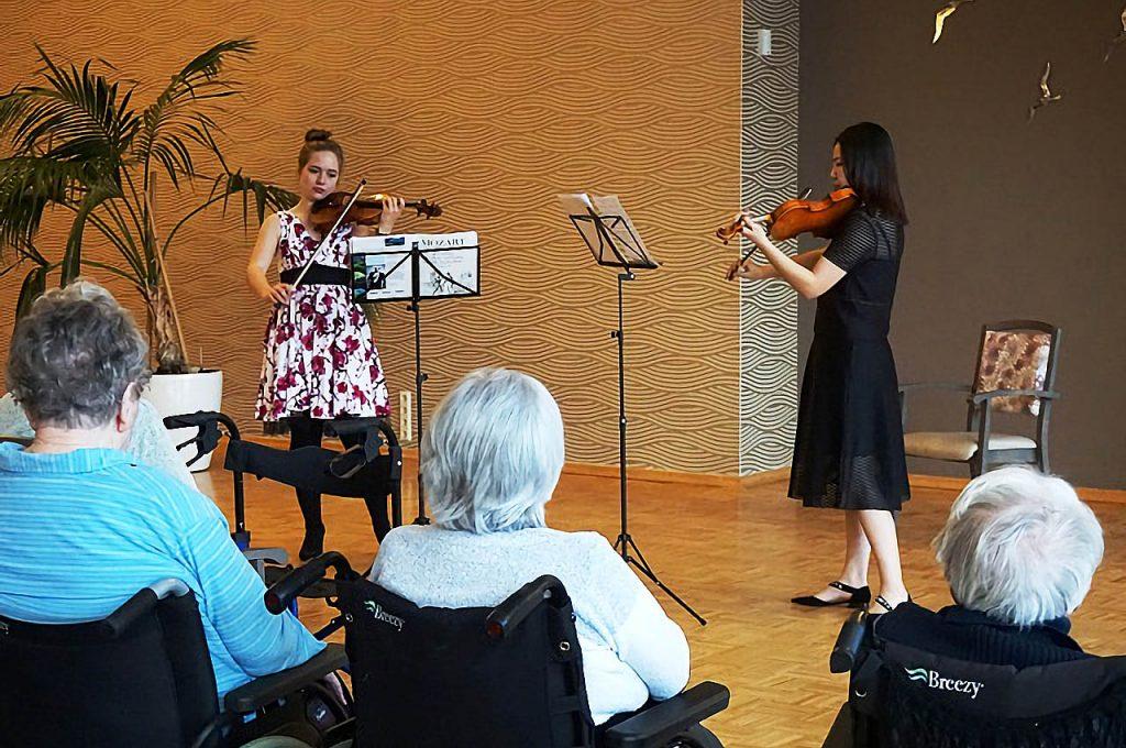Konzert Mit Live Music Now