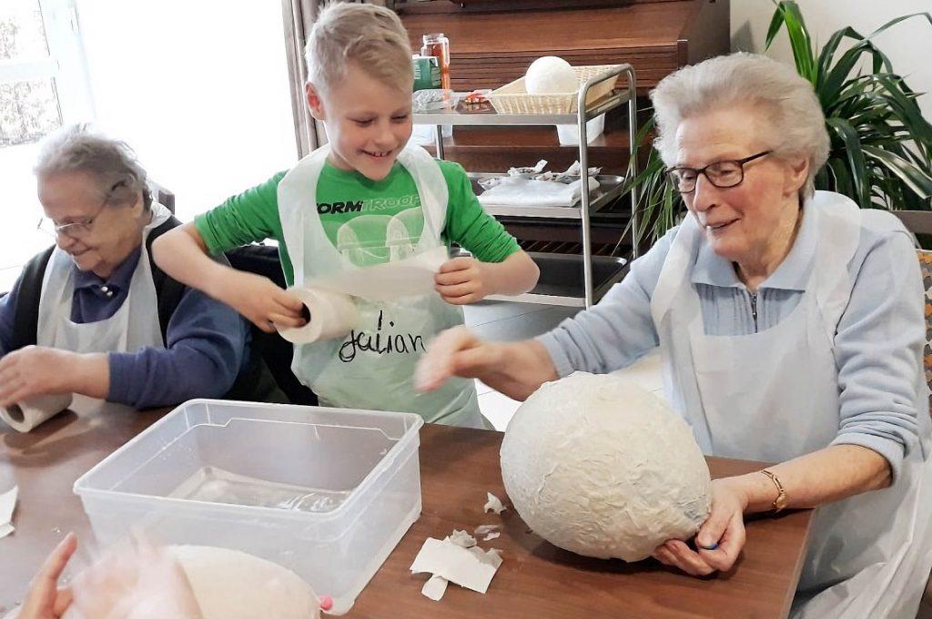 2. Kinder-Ferientag Im PflegeWohnPark Kühlungsborn