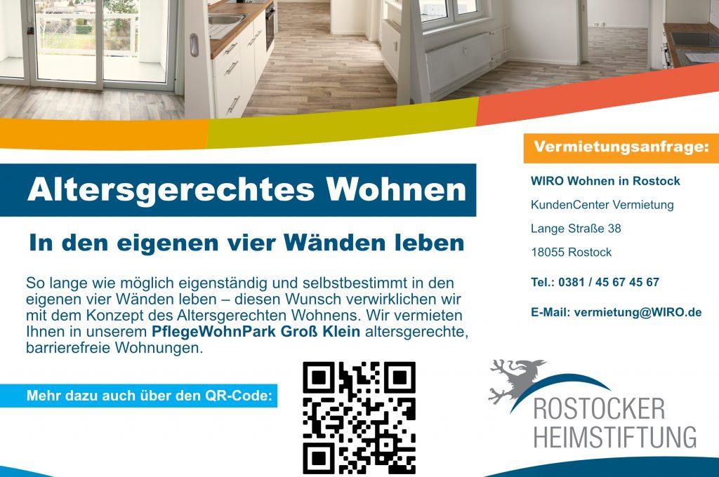 Altergerechtes Wohnen Bei Der Rostocker Heimstiftung